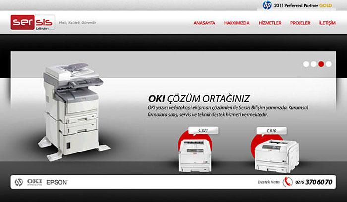 Sersis Bilişim Web Tasarım