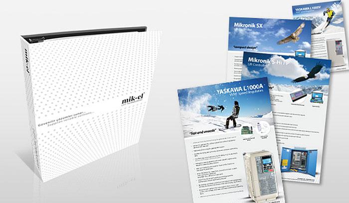 Mikel Klasör, Föy Tasarım, uygulama ve Paket Teslim Matbaa Hizmeti