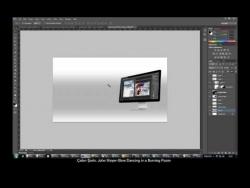 Photoshop Dersi - Düzlem Yapımı