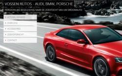 Otomobil Web Tasarım Örnekleri