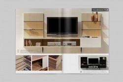 Mobilya Katalog Tasarım Örnekleri