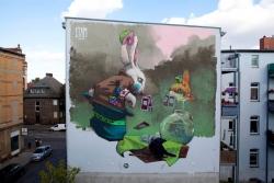 Muhteşem Sokak Sanatı Örnekleri