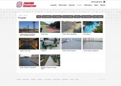Makser İzolasyon Web Tasarımı