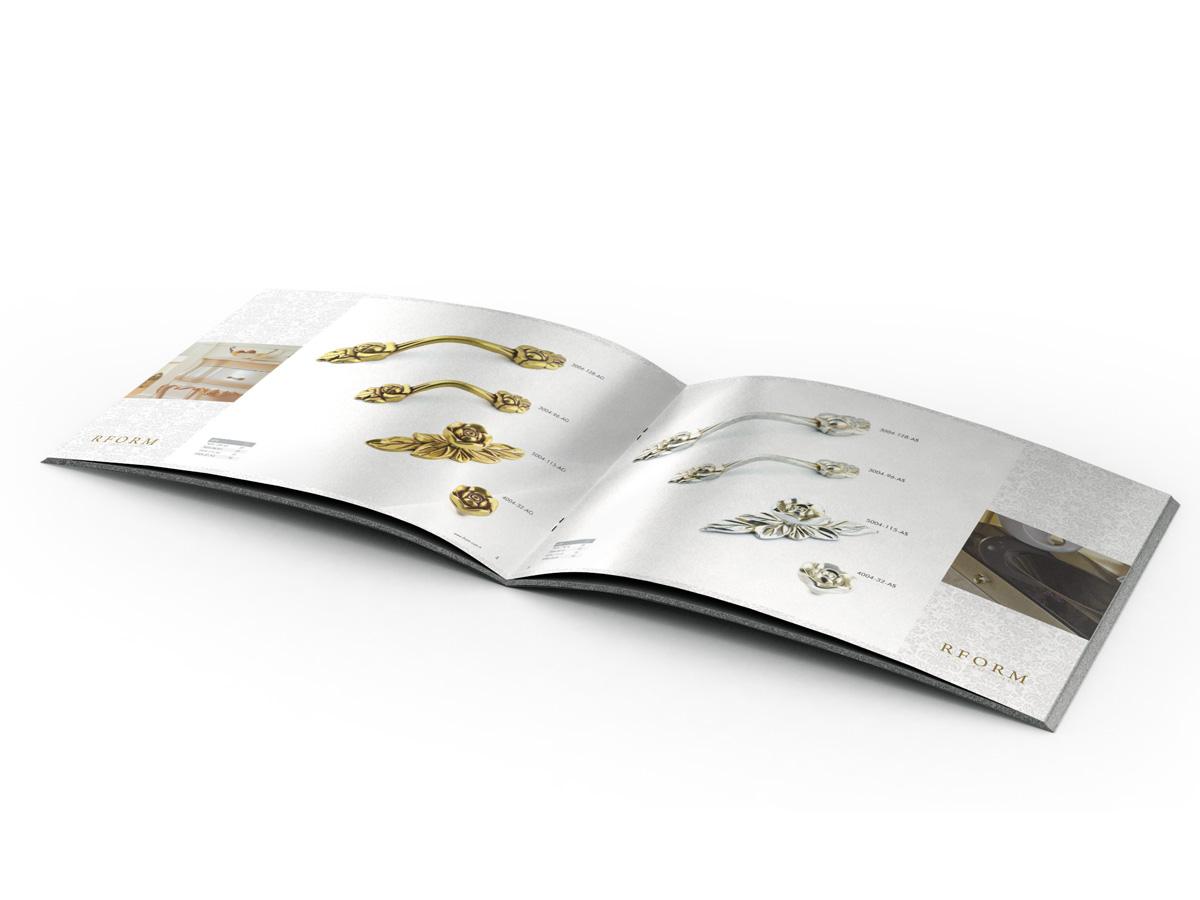 Rform Kulp Konsept Katalog Tasarımı